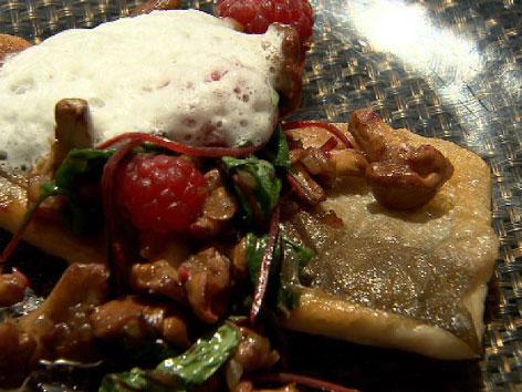 Kulinarium, Gasthaus Tscheppe, Saiblingsfilet