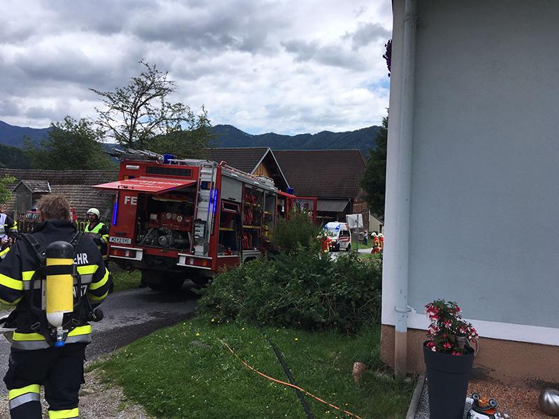 Brand Krieglach