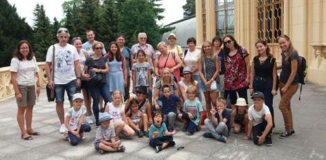 Ausflug nach Lednice | Schulverein SOVA
