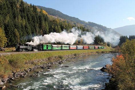 Murtalbahn, Schmalbahn, Heimatsommer, Murau