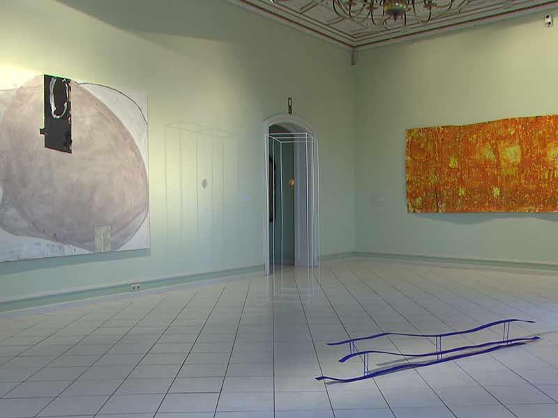10.07.17 Rudi Benetik Ausstellung Schloss Wolfsberg