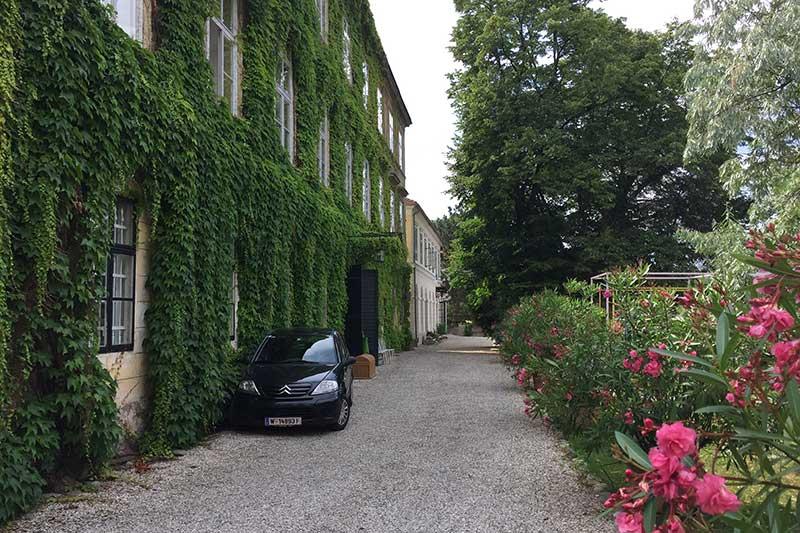 Schloss Hollenburg