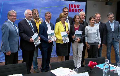 Stadtregierung Innsbruck
