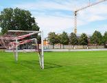 Fußballplatz in Siegendorf