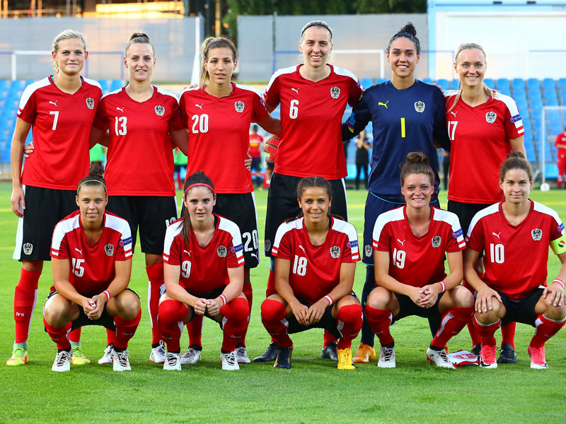 Frauenteam Europameisterschaft