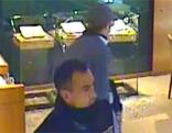 Juwelierräuber Überfall Täter Fahndungsfoto