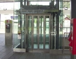Lift Bahnhof Dornbirn