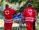 Rotes Kreuz Sanitäter