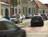 Straßenverkehr in Trausdorf