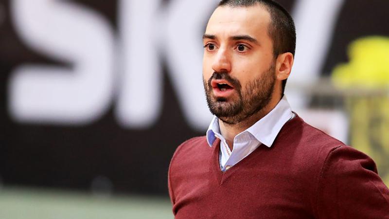 Luis Pino Vera, Neuer Trainer Oberwart Gunners