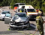 Unfall Fernpassstraße