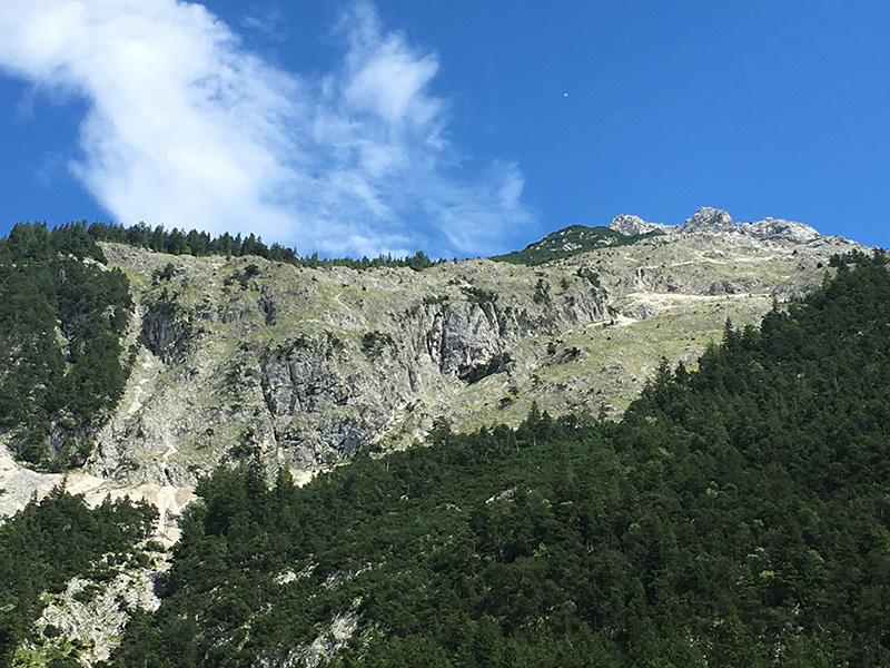 Zwei Tote bei Alpinunfällen in Tiroler Bergen