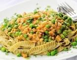Glutenfreie Pasta Carbonara