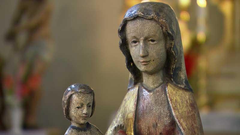 Putujuća Celjanska Marija u Hrvatskom Jandrofu