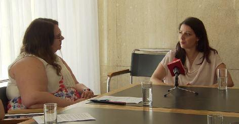 Romblog | Treffen mit Muna Duzdar, Werner Herics und Susanne Pfanner im  Funkhaus Wien