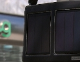 Sunnybag kelag Beteiligung Solar Handy Ladegerät