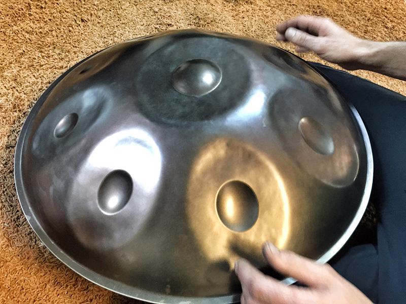 Instrument Handpan Handpfanne Daniel Berger