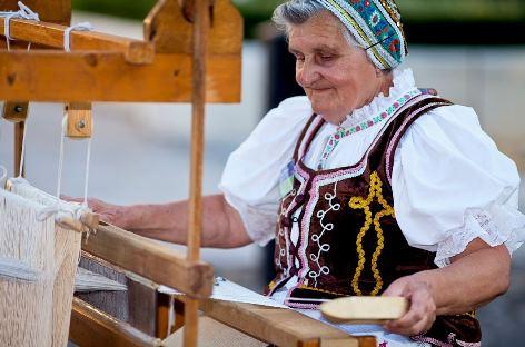 Handwerkermarkt in Braislava