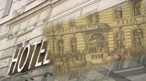Český dům ve Vídni | Hotel Post