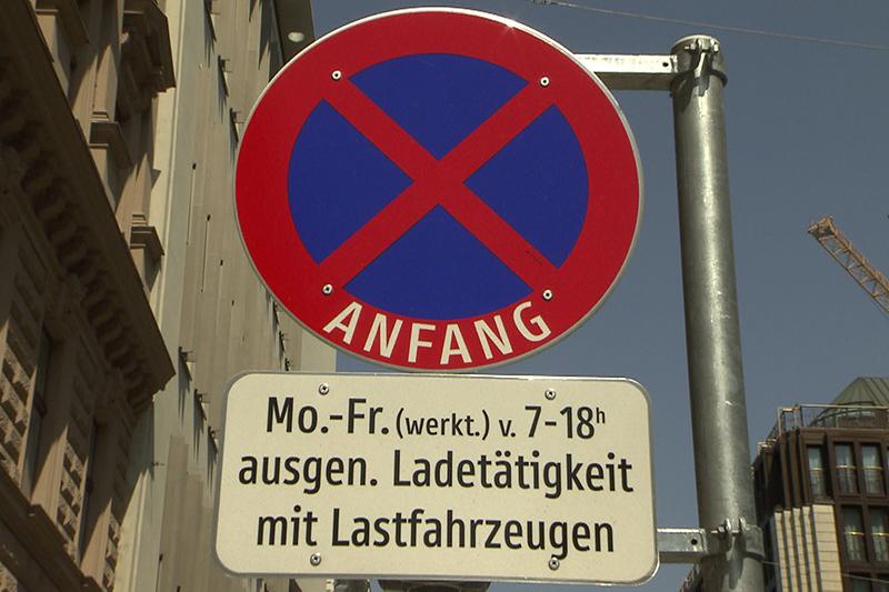 Verkehrszeichen neu