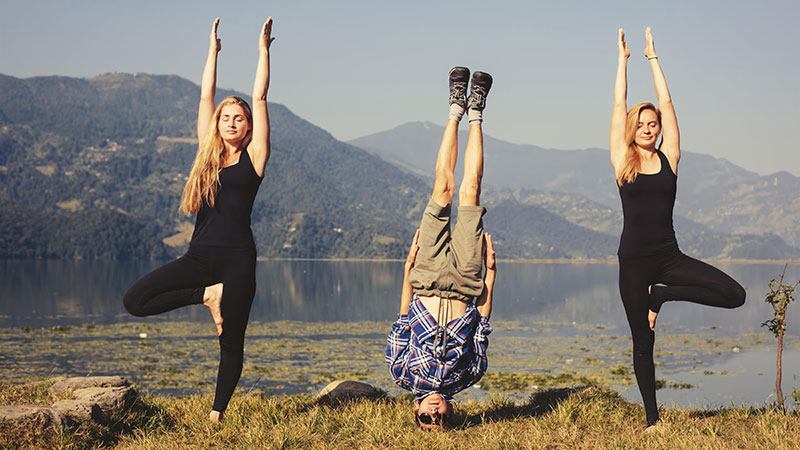 Yoga Dance Nature Internationales Yogafestival Kärnten