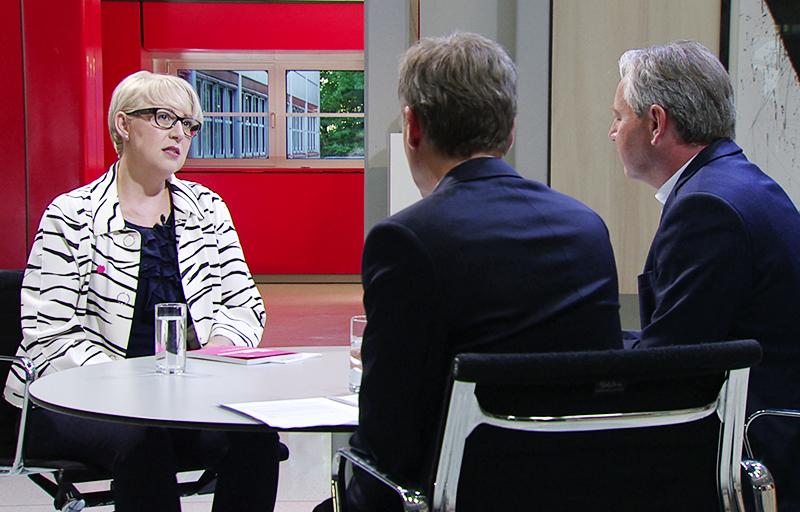 Sabine Scheffknecht Sommergespräch