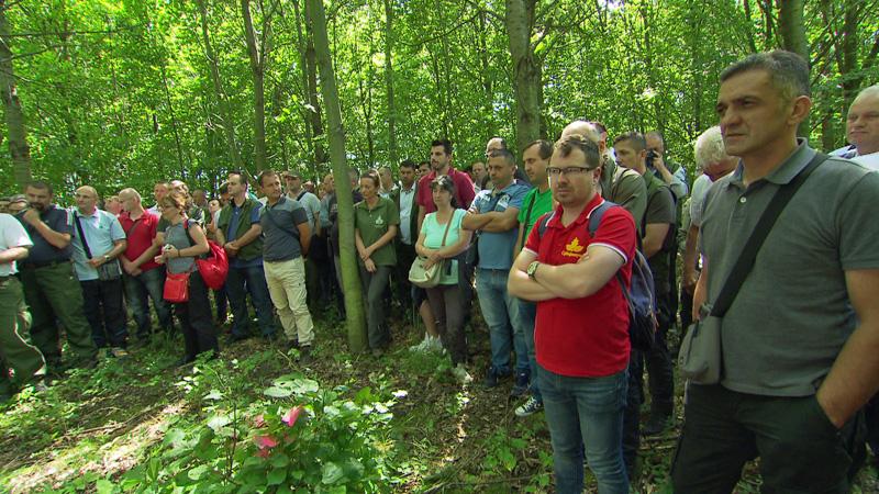 ekskurzija delegacije iz srbije u lozi Cogrštof