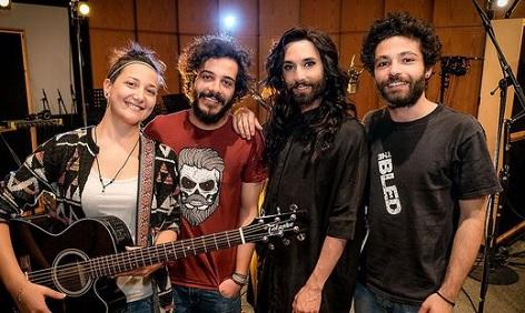 Conchita und die Musikerinnen von Basalt