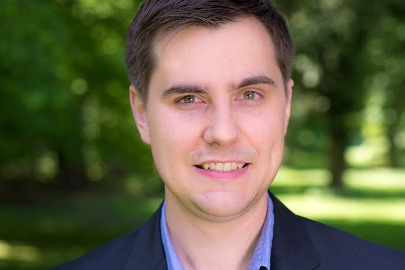 Simon Heilig Hofbauer grüner Landtagsabgeordneter