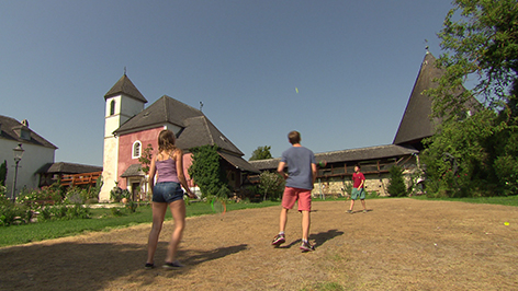 Nachhilfe, Schloss Kobersdorf