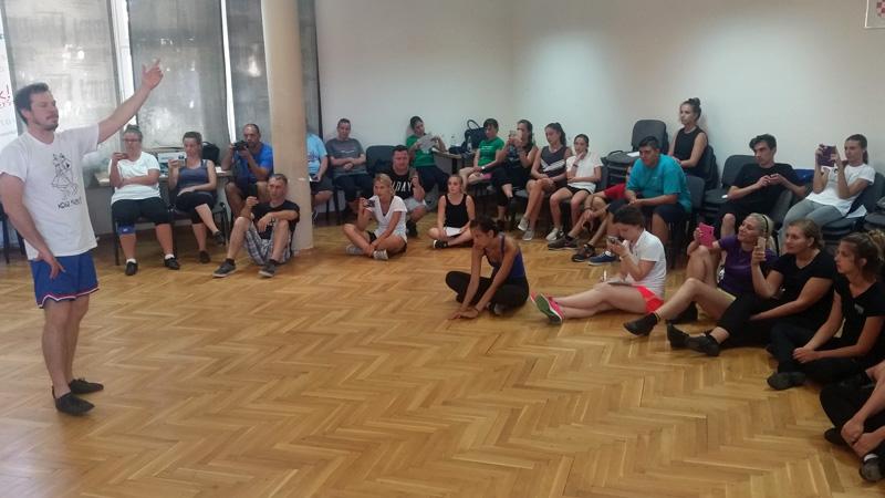 ljetna škola folklora Zadar