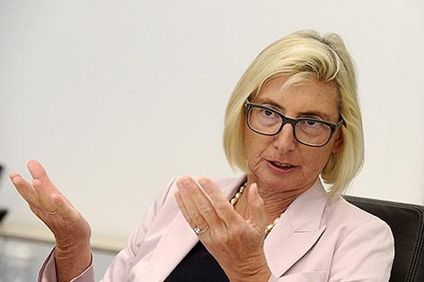 VIG-Generaldirektorin Elisabeth Stadler