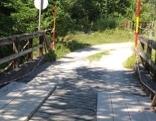 Tscheppaschlucht kaputte Brücke