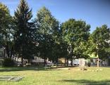 Neues Denkmal Brunnenplatz Mattersburg