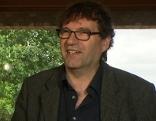 Schriftsteller Oswald Egger