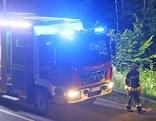Schwerer Unfall einer Betrunkenen beim Thumsee