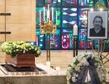 Trauerfeier für Hans Hurch