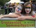 """Sommerfest des Vereins """"Grenzenlos"""" 2016"""