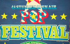 40 Jahre Popfestival Cselley Mühle Oslip
