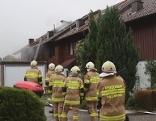 Wohnhausbrand Hallwang