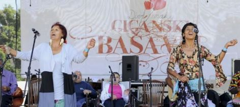 Cigánsky bašavel | Kulturfestival der Roma in Bratislava