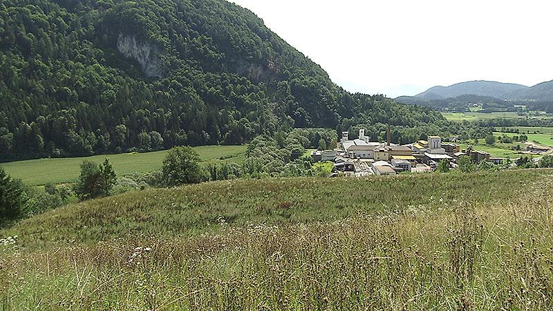 Blaukalkdeponie Brückl Donau Chemie