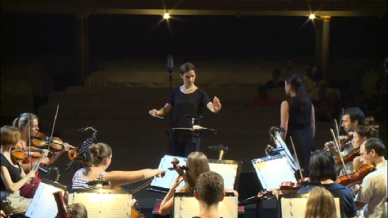 Oksana Lyniv  Konzert