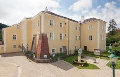 Schloss Purkersdorf Generalsanierung Bundesforste