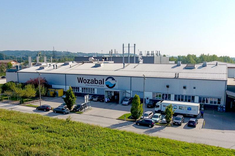 Wozabal Firmengebäude