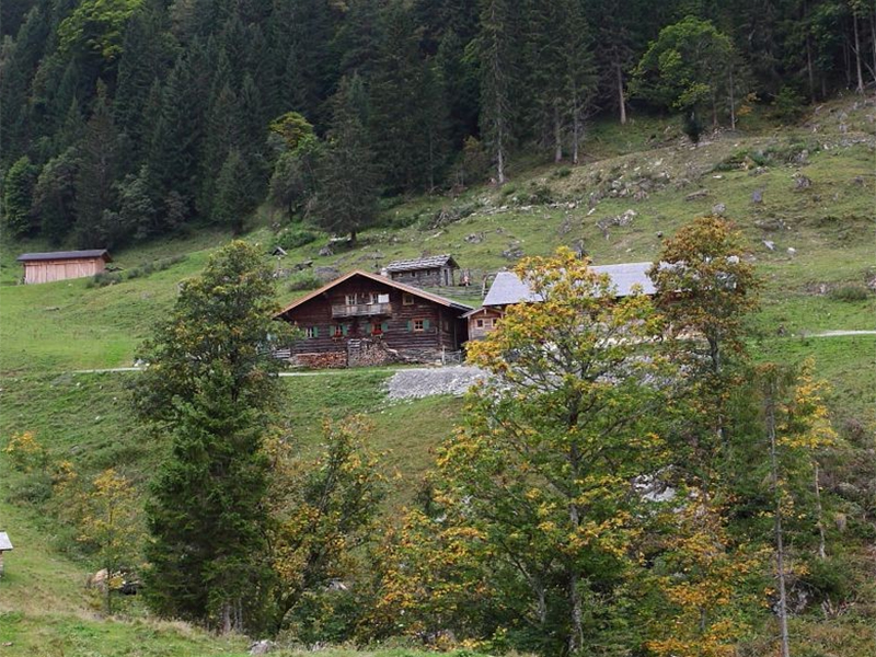 Aigenalm-Paulhütte