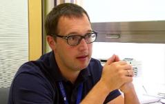 Alexander Moschen ist Gastroenterologie an der Universität Innsbruck