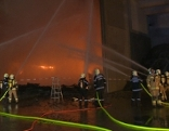 Feuer Feuerwehr Brand
