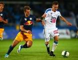 Fußball Erste Liga Wiener Neustadt Liefering