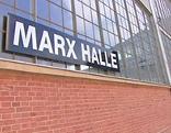 Marx-Halle in Wien-Landstraße